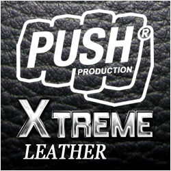 push leather