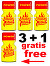 Poppers Rush Ultra Strong small 3+1 gratuit