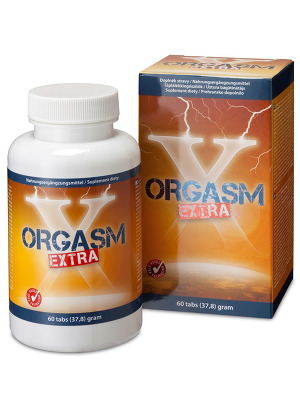 Complement alimentaire Orgasm Extra 60 capsules