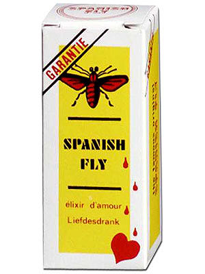 Complement alimentaire Spanish Fly Extra 15 ml