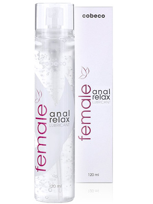 Lubrifiant anal à base d'eau - Female Anal Relax 100 ml