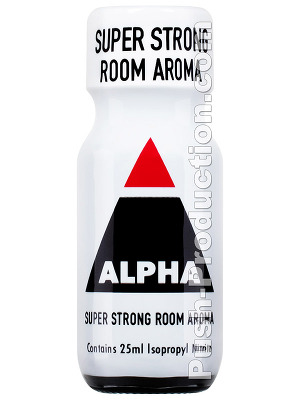 Poppers Alpha Super Strong 25 ml