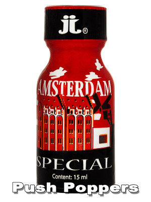 Poppers Amsterdam Special 15 ml