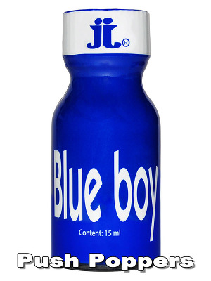 Poppers Blue Boy 15 ml