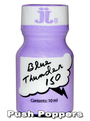 Poppers Blue Thunder 10 ml