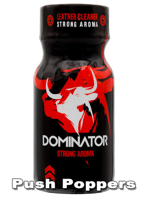 Poppers Dominator Black 13 ml