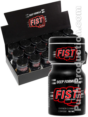 Poppers Fist Strong 10 ml - pack de 18