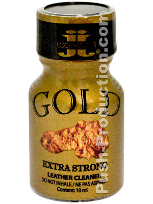 Poppers Gold Extra Strong 10 ml