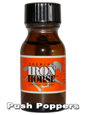 Poppers Iron Horse 15 ml