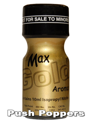 Poppers Max Gold 10 ml