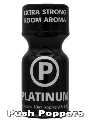Poppers Platinum Extra Strong 10 ml