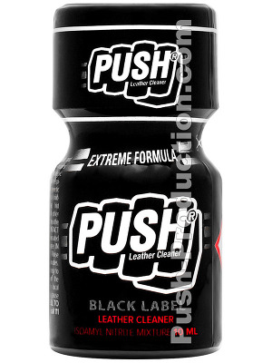 Poppers Push Black Label 10 ml