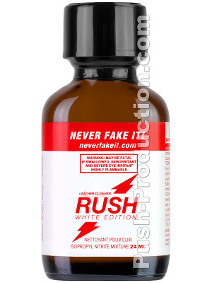 Poppers Rush White Edition 24 ml