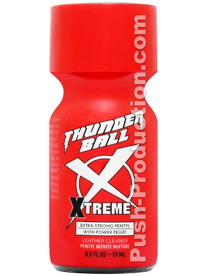 Poppers Thunder Ball Xtreme 15 ml