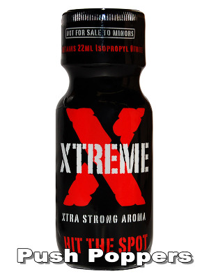 Poppers Xtreme Xtra Strong 22 ml