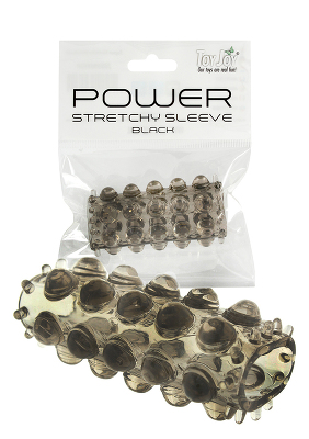 Power Stretchy Sleeve Black