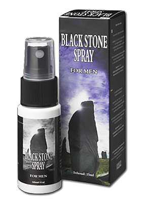 Spray retardant - Black Stone