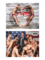 Andrew Christian - Calendrier Gay Love 2020