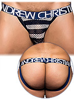 Andrew Christian - Jockstrap Almost Naked Nautical Net