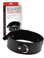 Behave! Luxury Fetish - Collier Midnight