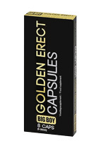 Complement alimentaire Big Boy Golden Erect 8 comprimes