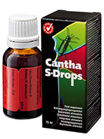 Complement alimentaire Cantha Drops Strong 15 ml