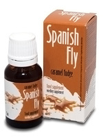 Complement alimentaire Spanish Fly Caramel Fudge 15 ml