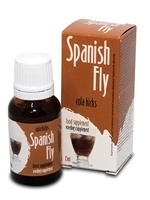 Complement alimentaire Spanish Fly Cola Kicks 15 ml