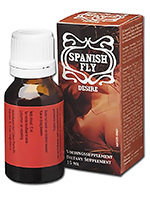 Complement alimentaire Spanish Fly Desire 15 ml