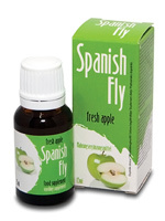 Complement alimentaire Spanish Fly Fresh Apple 15 ml