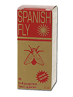 Complement alimentaire Spanish Fly Gold 15 ml