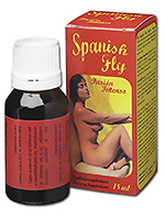 Complement alimentaire Spanish Fly Passion Intenso 15 ml