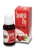 Complement alimentaire Spanish Fly Raspberry Romance 15 ml