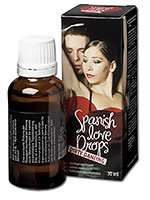 Complement alimentaire Spanish Love Drops Dirty Dancing 30 ml