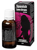 Complement alimentaire Spanish Love Drops Secrets 30 ml
