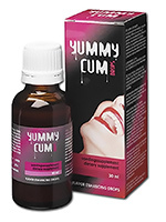 Complement alimentaire Yummy Cum 30 ml