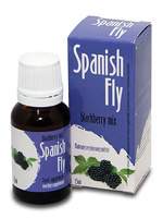Complément alimentaire Spanish Fly Blackbery Mix 15 ml