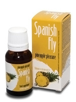 Complément alimentaire Spanish Fly Pineapple Pleasure 15 ml
