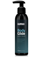CoolMann BodyGlide Water Based Lube 150 ml