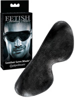 Fetish Fantasy - Special Edition Leather Love Mask