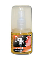 Gel comestible Oral Joy tropical 30 ml
