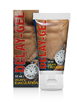 Gel retardant - Delay-Gel 50 ml