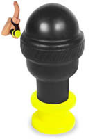 Hoolalass Plug Worker Lever Yellow