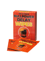 Lingettes au gel retardant - Bull Power
