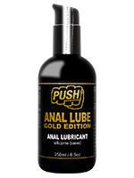 Lubrifiant anal à base de silicone - PUSH Gold Edition 250 ml
