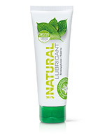 Lubrifiant à base d'eau - 100% Natural 125 ml