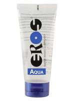 Lubrifiant à base d'eau - Eros Aqua 100 ml tube