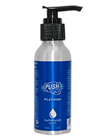 Lubrifiant à base d'eau - PUSH Platinum 100 ml - expire 03/19