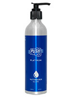 Lubrifiant à base d'eau - PUSH Platinum 245 ml