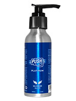 Lubrifiant base silicone - PUSH Platinum 100 ml